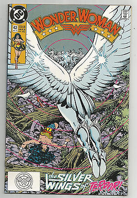 Wonder Woman # 42 * George Perez * Nice Copy *