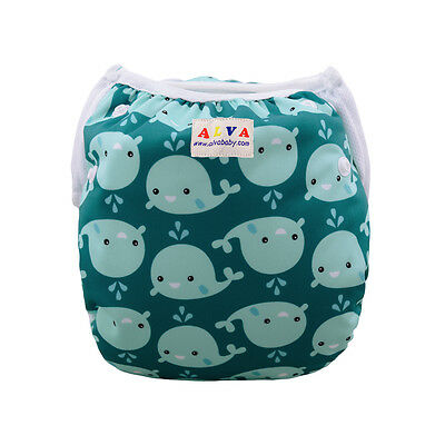 Alva Baby Boy Swim Diaper Pool Pant comfortable&breathable with Snaps Summer