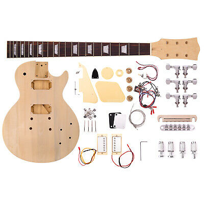 Artist LPDIY Do it Yourself Guitar Kit - New