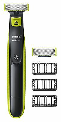 Philips OneBlade QP2520/30 Hybrid Mens Trimmer And Shaver New Free Post