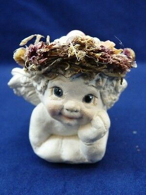Dreamsicles Cherub Candle Holder (pt471)