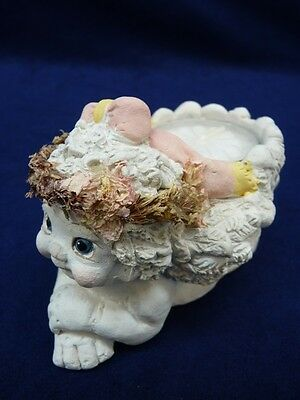 Dreamsicles Cherub Candle Holder (pt250)