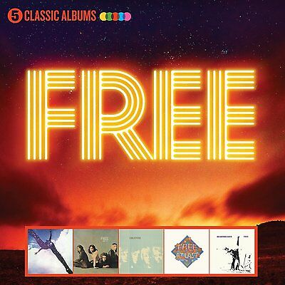 FREE 5 CLASSIC ALBUMS 5CD ALBUM SET (New Release May 5th 2017)