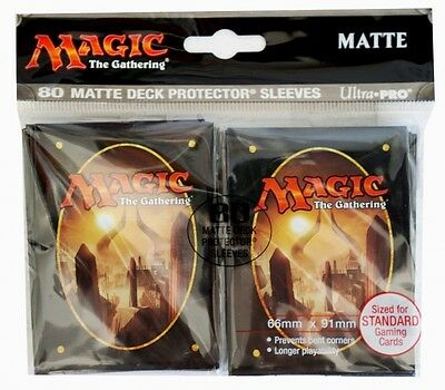 80 Amonkhet Card Back Magic MtG Sleeves - Ultra Pro (66x91mm) (matt)