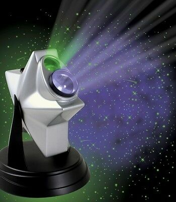 Laser Twilight Star Projector Onto Walls And Ceilings Starry Lightshow