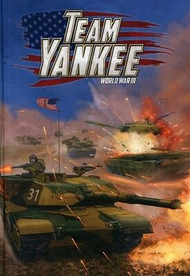 Team Yankee World War III (Flames of War) (Hardcover), YATES, PHI...