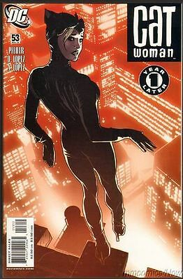 Catwoman #53 One Year Later Hughes 2nd Printing DC 2006