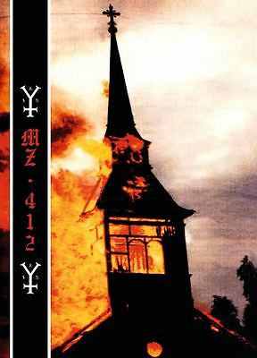 MZ.412 / Maschinenzimmer 412 - Burning The Temple Of God ++ FLAG ++ NEU !!