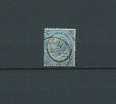 Italie - 1865 Yt 22 - Timbre Obl. / Used