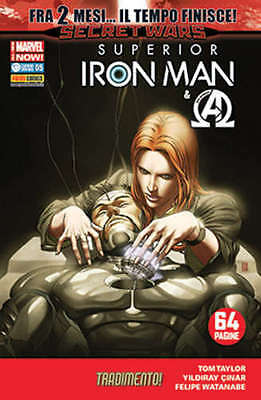 Iron Man 30 - Superior Iron Man 5 - Panini Comics - Sconto 50%