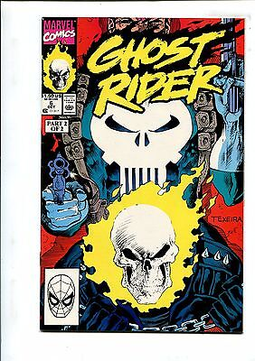 Ghost Rider #6 - Do Or Die! - (9.2) 1990
