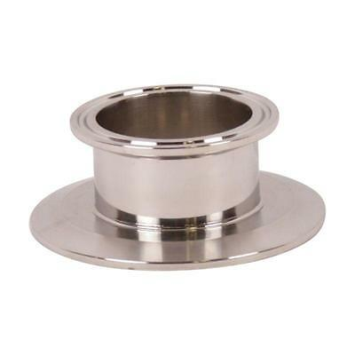 "End Cap Reducer | Tri Clamp 3"" x 2"" - Sanitary Stainless Steel SS304 (2 Pack)"