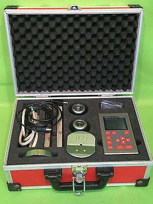 BAQ AlphaDur Mini UCI (Ultrasonic Contact Impedance) Hardness Tester w/ 3 Stands