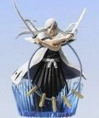 Bandai Bleach Real Collection Part 3 Figure Jushiro Ukitake