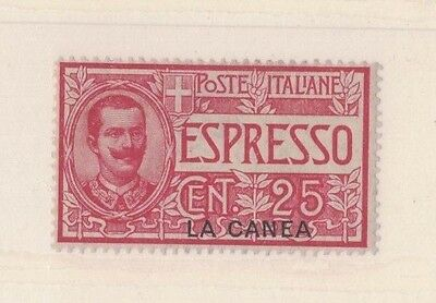 1906 Italian Post Offices in Crete Express E1 mint