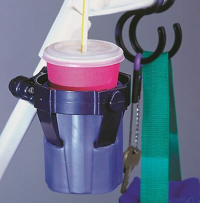 Prince Lionheart Click 'N Go Insulated Cup Holder, Clips Onto Pram!, Brand New!