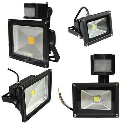 10W / 20W / 30W LED Alimentation Flood light Blanc / blanc chaud Projecteurs