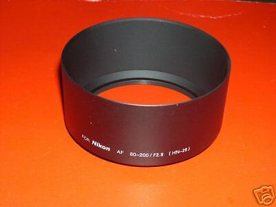 New Metal Screw-In Lens Hood For Nikon HN-28 HN 28