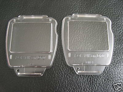 New 2 x LCD Covers for Nikon D70 BM-4 BM 4