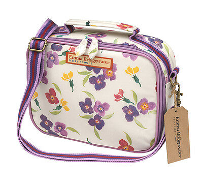 Emma Bridgewater Wallflower PVC Lunch Bag