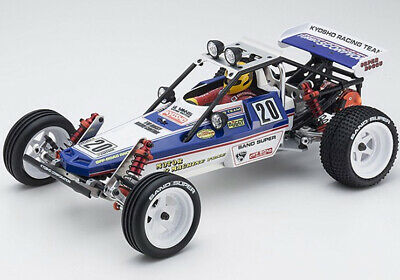 Kyosho 30616 1:10 Turbo Scorpion Kit RC Buggy Electric Powered