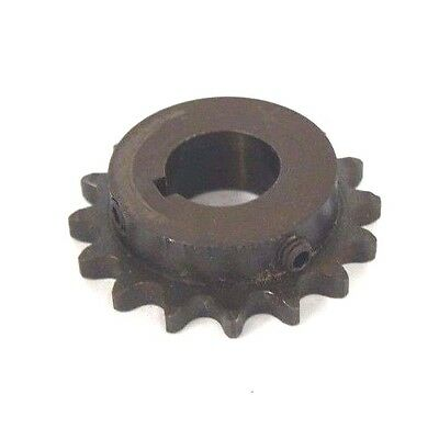 New Us Tsubaki 40B16F1 Sprocket 1In Bore 16Teeth
