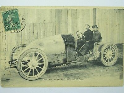 Sport-Car Racing-Renauld-Freres-Sisz-France-Oh2-S35065