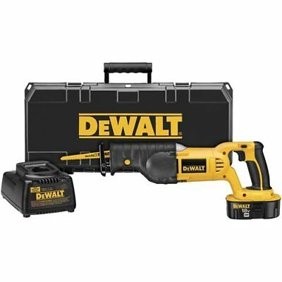 DEWALT DC385KR 18 Volt 18V XRP Cordless Reciprocating Recip Sawzall Saw Kit