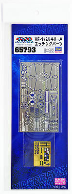 Hasegawa Macross 65793 Photo Etched Parts for VF-1 VALKYRIE 1/48 scale