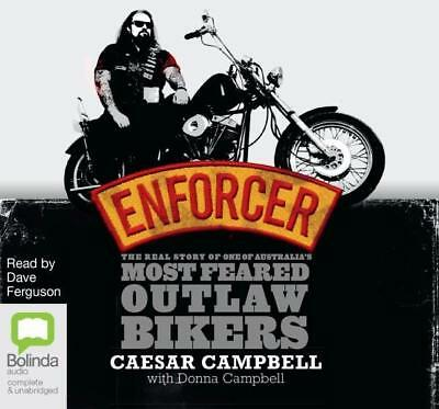 NEW Enforcer By Dave Ferguson Audio CD Free Shipping