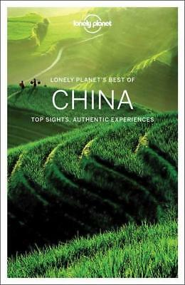 NEW Best of China By Lonely Planet Paperback Free Shipping