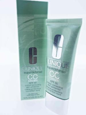 Clinique Superdefense Cc Cream Spf 30 40Ml All Skin