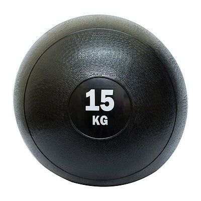 Vinyl Medicine Ball - Slam Ball - Fitness Trainer - 8 weights from 3kg to 15kg