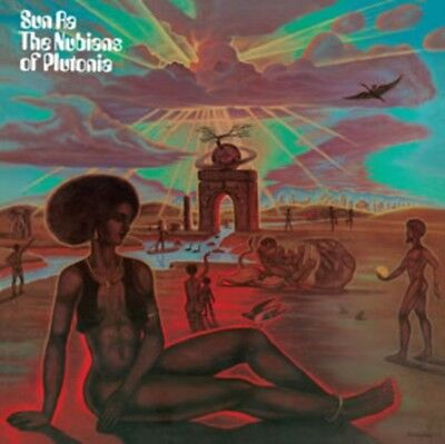 The Nubians of Plutonia (180g) + 1 bonus track 12 inch, Sun Ra, V. 8436542014991
