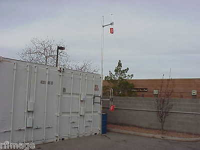 Sinclair Sd210D-Sf2P4Snm Antenna138-174Mhz New In Factory Box With Mast