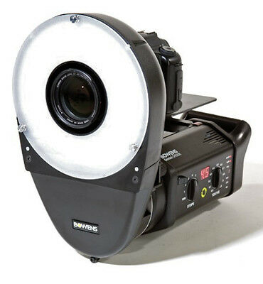 Caulmet Bowens BW-1790 Ringlite Monolight Strobe Ring Flash Converter Adapter
