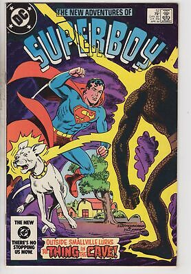 The New Adventures of Superboy 52 DC 1984