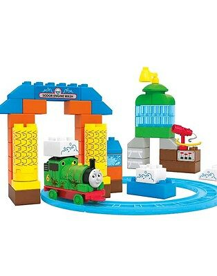 Mega Bloks Thomas & Friends - Sodor Wash Down Playset BRAND NEW