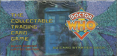 Doctor Who (Dr Who) Ccg - Starter Deck Display (12 Decks)