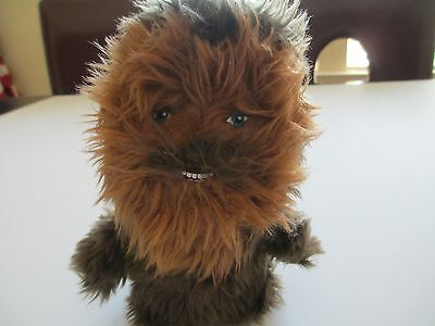 "Funko Star Wars Fabrikations Chewbacca Plush Figure Toy Soft 8"" Sculpture"