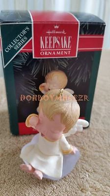 Hallmark 1992 Lily Mary's Angels Series Christmas Ornament