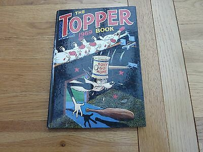 1969 Topper Annual Book - Great Condition