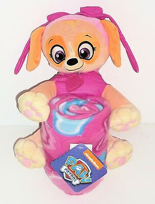 NEW Paw Patrol Skye Manta Time for a Hero Character & Throw Combo Nickelodeon