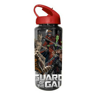 NEW Guardians of the Galaxy 20 oz Water Bottle BPA FREE Safe Drinking