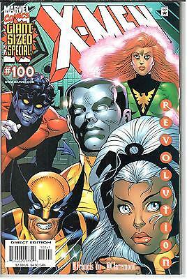 X-Men (1991 Series) #100A May 2000 Marvel NM- 9.2