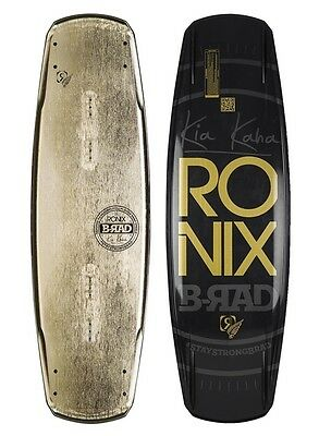 New Ronix Parks Bonifay 134 Wake&Park Camber Wakeboard Msrp$510