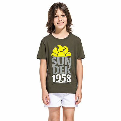 Ns. 282096 Sundek Mini 58-T-Shirt 6A