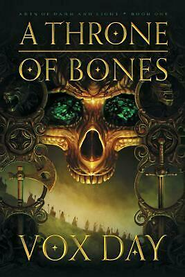 A Throne of Bones by Vox Day (English) Paperback Book