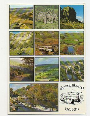 #X7 - Yorkshire Dales 2000 Postcard