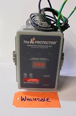 Innovative Technology, The It Protector, Orn-480Nnc, Zorn-068, Ph 3, 480V